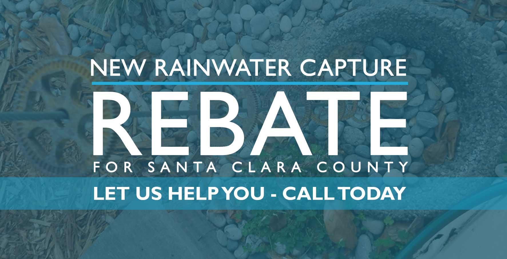 rainwater rebates